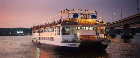 Catamaran Cruise Goa by Cruise In Goa Best Boat Cruise In Panjim And Mandovi River