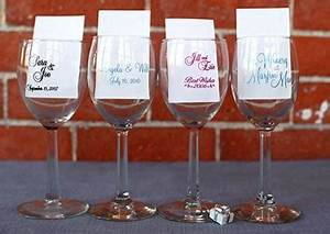Personalized wine glasses personalized wine labels for for Custom wine glass labels