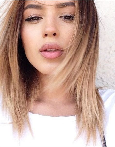 exclusive shoulder length hairstyles hairstyle  women