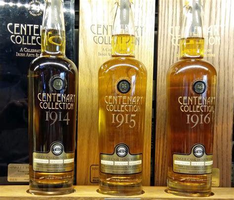 Teeling Whiskey launch 26yo single malt at Dublin airport ...