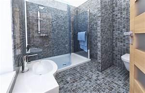 faience pour salle de bain tous les conseils pour la choisir With conseil carrelage salle de bain