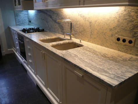 cuisine marbre plan de travail cuisine en marbre plan de travail et