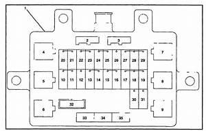 28 2000 Isuzu Rodeo Fuse Box Diagram