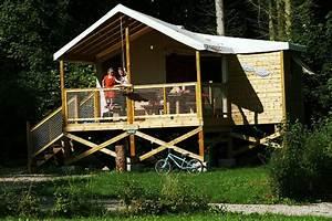ecolodge sur pilotis dans un camping 4 etoiles avec With camping baie de somme piscine couverte 13 cabane dans les arbres 5 pers avec piscine en baie de somme