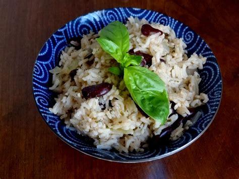cuisiner des haricots rouges recette de la jagacida riz aux haricots rouges la