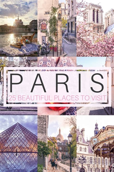 25 Breathtakingly Beautiful Places To Visit In Paris