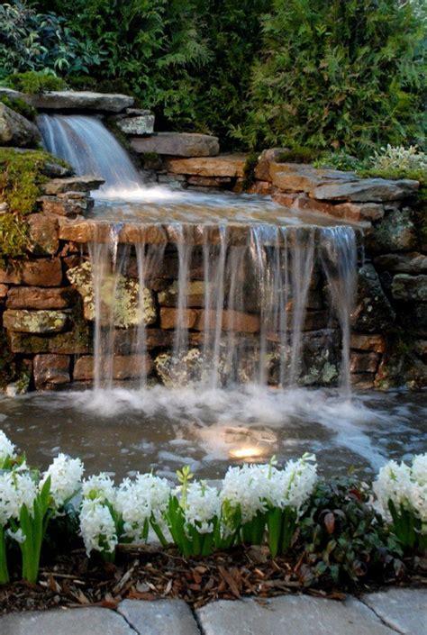 Die Besten 25+ Garten Wasserfall Ideen Auf Pinterest