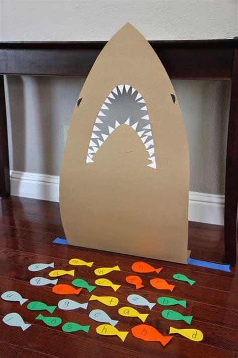 feed  shark alphabet game  kids toddler approved