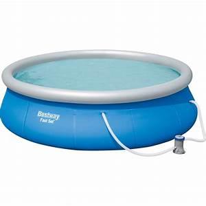 Garten Pool Bestway : bestway fast set pool 396 cm x 84 cm kaufen bei obi ~ Frokenaadalensverden.com Haus und Dekorationen