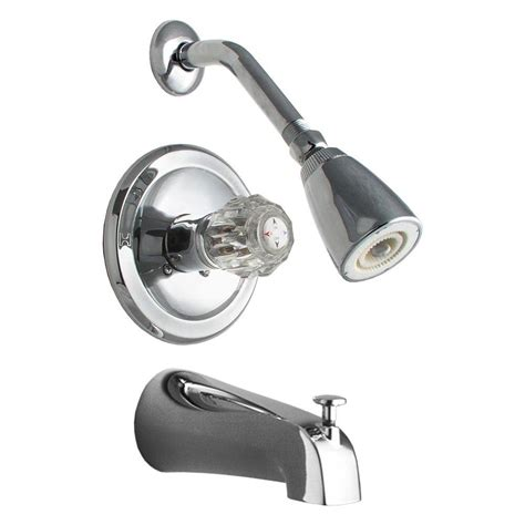 Fix Leaky Bathtub Faucet Two Handles by Two Handle Shower Faucet No Water Pfister 00731xa