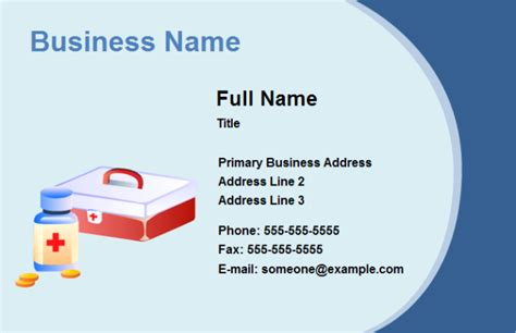 Free Business Cards Templates To Print At Home Free