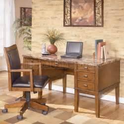 theo home office set w storage leg desk signature design