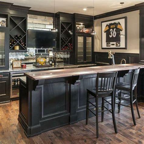 Basement Kitchen Bar by 17 Basement Bar Ideas And Tips For Your Basement