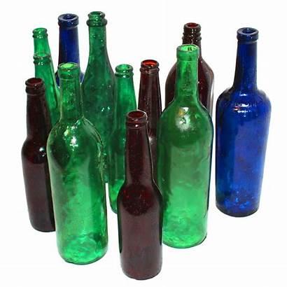 Glass Bottles Breakaway Collections