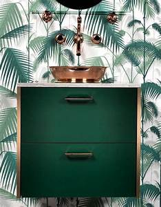 17 best ideas about green cabinets on pinterest green for Kitchen colors with white cabinets with papier peint décoration murale