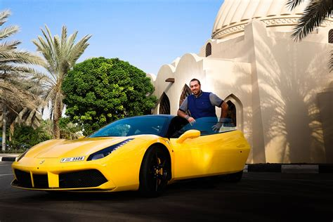 fleet luxury car  rent  dubai sports car