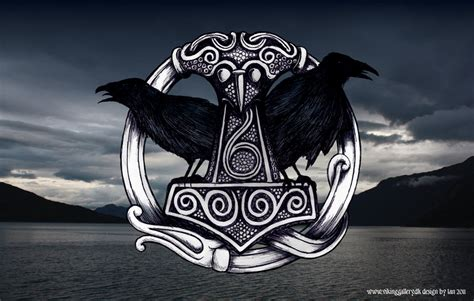 mjolnir background by sigrulfr on deviantart