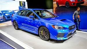 2018 Subaru WRX STI Review - Top Speed