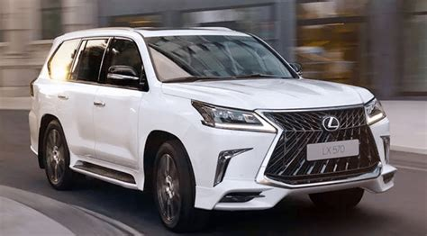 2019 Lexus Lx 570 Review, Changes And Redesign Auto