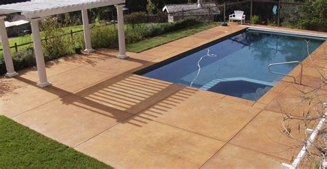 pool deck resurfacing options concrete decks concrete pool deck ideas pool deck