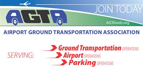 Airport Ground Transportation by Airport Ground Transportation Association