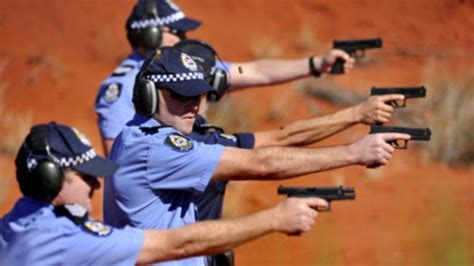 Ban on transporting guns for WA Police after firearms went ...