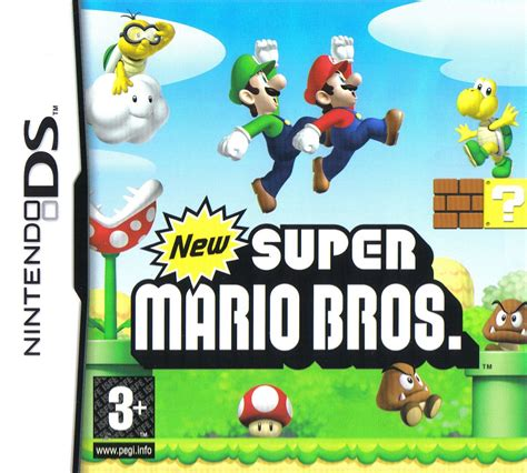 New Super Mario Bros Ds Review Any Game