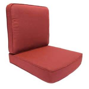 hton bay fall river dragonfruit replacement outdoor motion lounge chair cushion frvc7cu set r