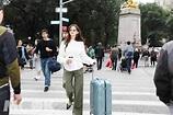 志玲姐姐紐約街頭美照!仙氣爆棚旅行箱是這個 - MOOK景點家 - 墨刻出版 華文最大旅遊資訊平台
