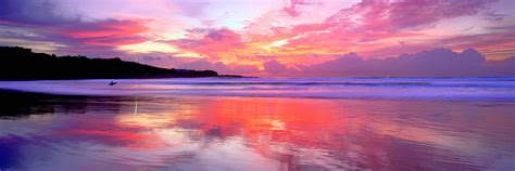 pastel sunrise freshwater beach nsw ken duncan galleries