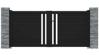 portail alu vial portail aluminium vial