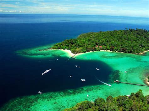 malaysia tun sakaran marine park  bing desktop