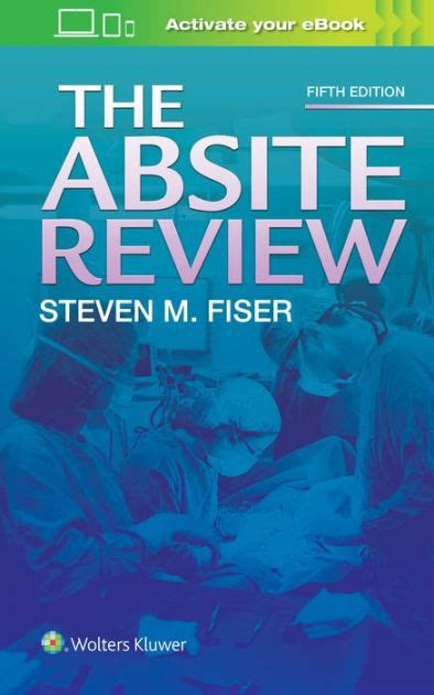The Absite Review By Steven Fiser, Paperback  Barnes & Noble®