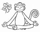 Yoga Breath Sheet Shanti Bee Coloring Handout Oloring Breathing Counting Bubble Body sketch template