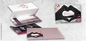 Hochzeitseinladungen Selbst Gestalten : kreative hochzeitskarten gestalten f r ihren besonderen tag ~ A.2002-acura-tl-radio.info Haus und Dekorationen