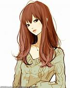 Image result for golden brown hair magna girl