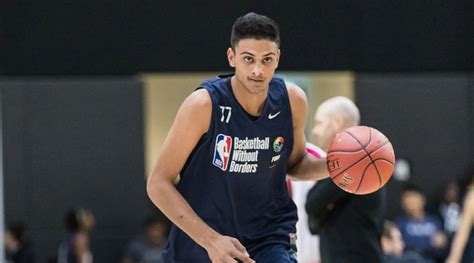 Punjab's Princepal Singh is fourth Indian picked for NBA ...
