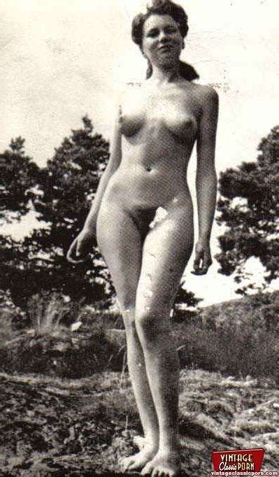 Hairy Nude Several Outdoor Vintage Ladies Xxx Dessert
