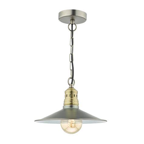 dar lighting esra single light ceiling pendant  antique