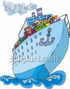 Animated Cruise Ship Clipart - Clipart Suggest