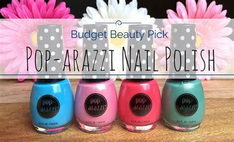 Pop-arazzi Nail Polish