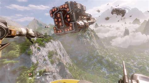 Titanfall 2 Take The Ships Viper P1 Youtube