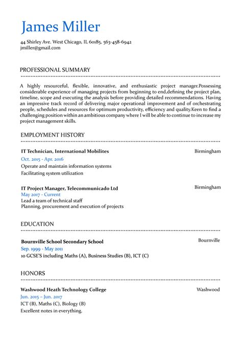 Build A Resume Template by Choose Template Resume Builder Create A