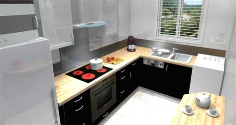 cuisine amenagee pas cher cuisine aménagée cuisine en image