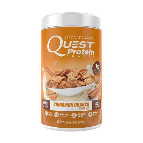 Amazon.com: Quest Nutrition Protein Powder, Salted Caramel