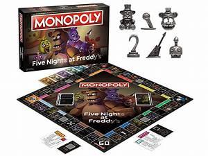 Monopoly  Five Nights At Freddy U0026 39 S