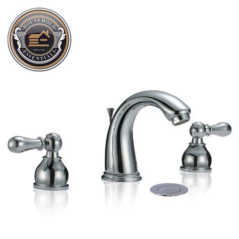 widespread bathroom faucet  drain ebay