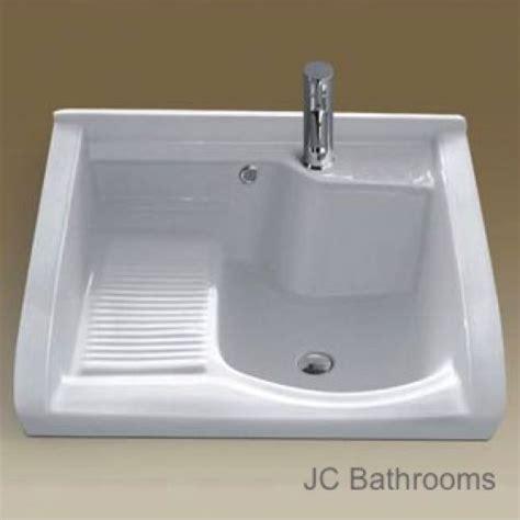 Laundry Tub  Ceramic Laundry Tub Sink Csl700 Basement