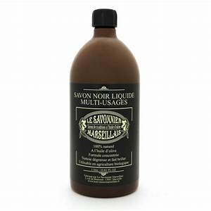 1 liter unscented savon noir liquid soap With savon noir parquet
