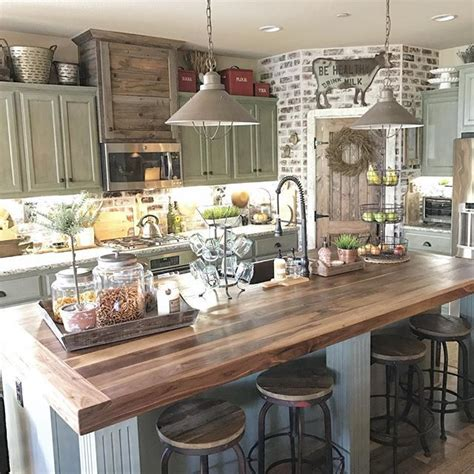 farm country kitchen best 25 farmhouse kitchens ideas on farm 3674
